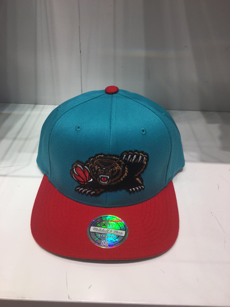 Vancouver Grizzlies Two-Tone Logo Snapback