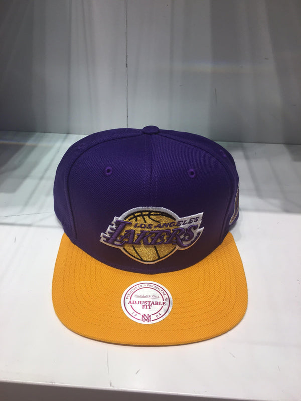 Los Angeles Lakers Logo Snapback