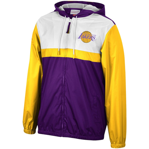 Los Angeles Lakers Margin of Victory Windbreaker