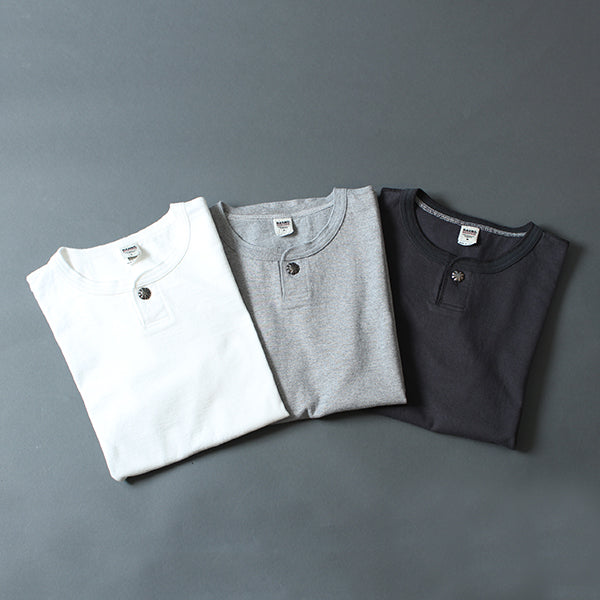 Cozun Henry  TEE 【BUTTON WORKS】