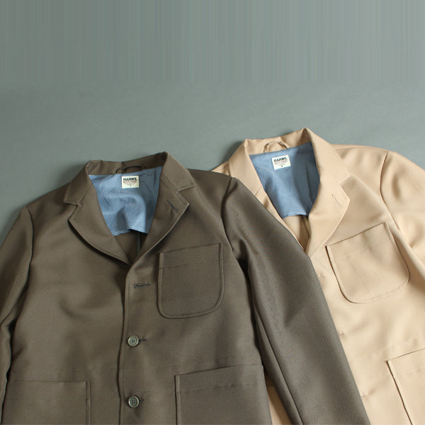 TRAD JACKET【NEW】