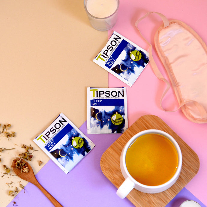 How Tipson Tea can help you sleep better!