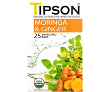 Load image into Gallery viewer, Organic Moringa & Ginger