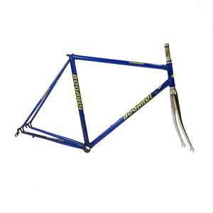 Borgardi Blue Frame Drive Side