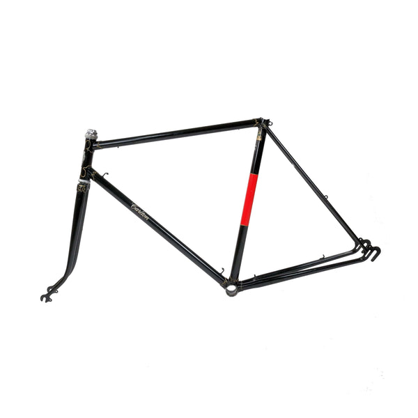 Carlton black frame non-drive side