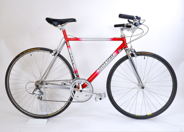 Steve Goff Red / Silver 48cm