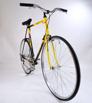 Raleigh Team Banana 62cm driveside side profile.