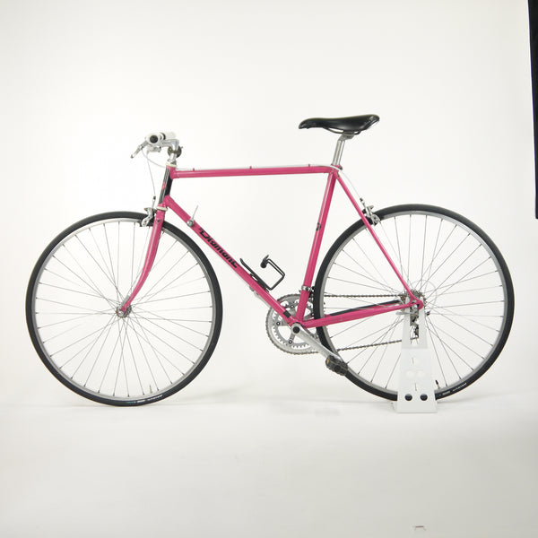 Pink Diamant bicycle's non-drive side