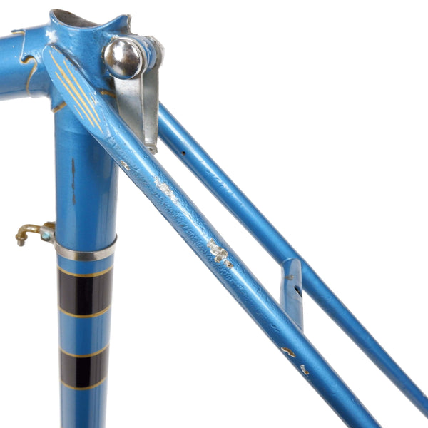 Hobbs Riband frame in blue seat stays and minor damage