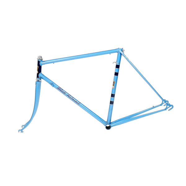 Hobbs Riband frame in blue non-drive side