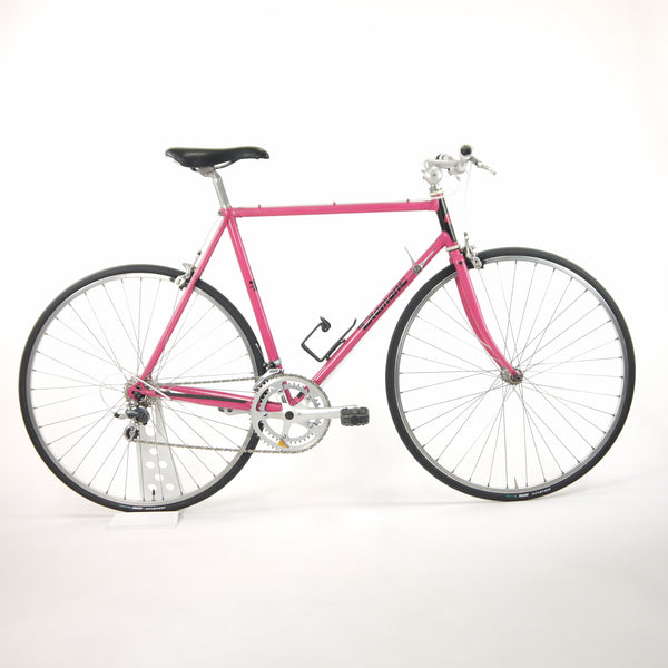 Pink Diamant 54cm from the Drive Side