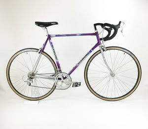 Diamond Purple Fade 57cm Drive Side