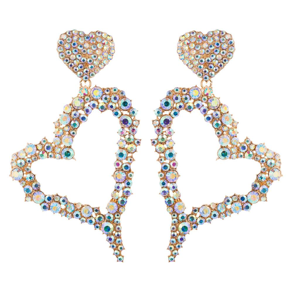 Chic Love Drop Earrings