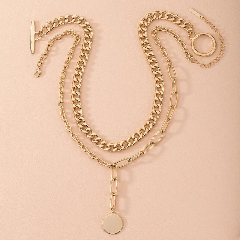 Street Thick Chain Necklace