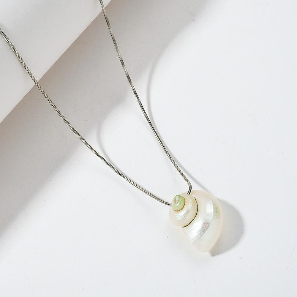 Beach Conch Necklace