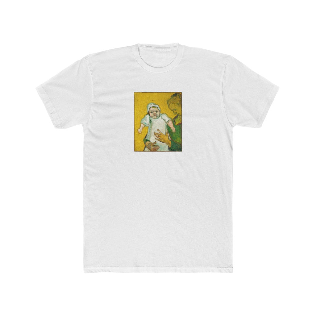 Madame Roulin and Her Baby (1888) - Crew Tee