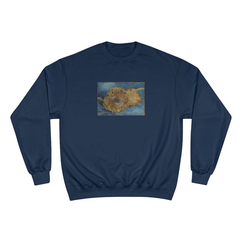 Sunflowers (1887) - Champion Sweatshirt