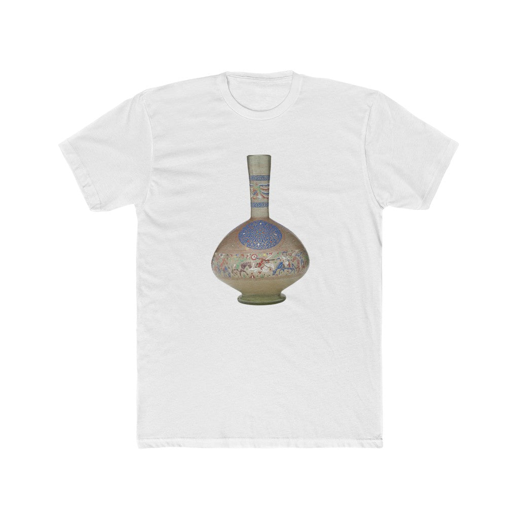 Enameled and Gilded Bottle - Crew Tee