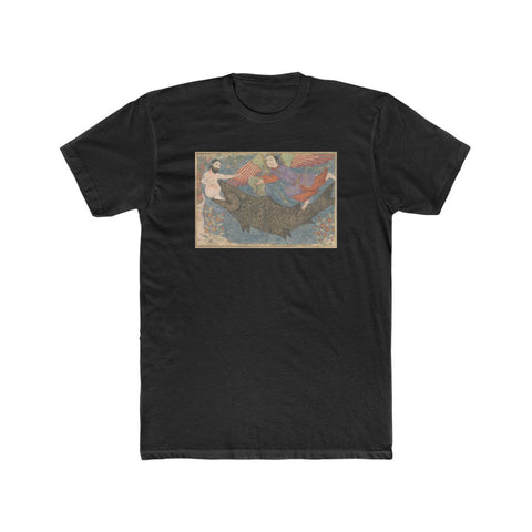 Jonah and the Whale (ca. 1400) - Crew Tee