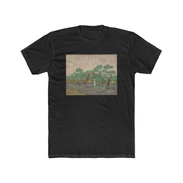 Women Picking Olives (1889) - Crew Tee
