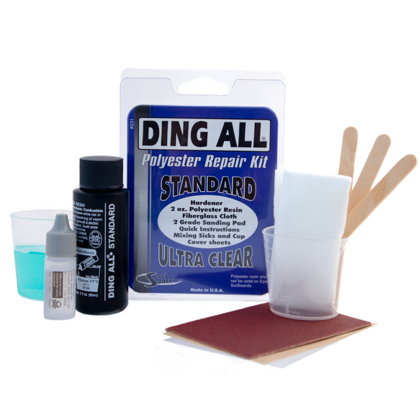 Standard Polyester Resin Repair Kit - 2 oz