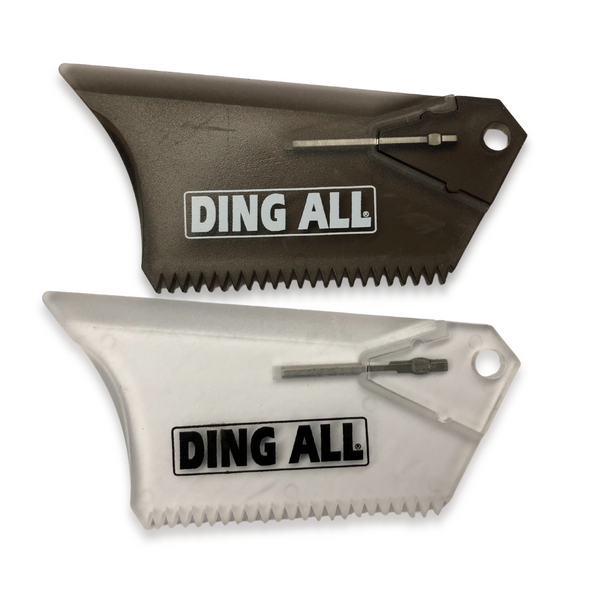 Ding All Multi-purpose Wax comb and Fin Key