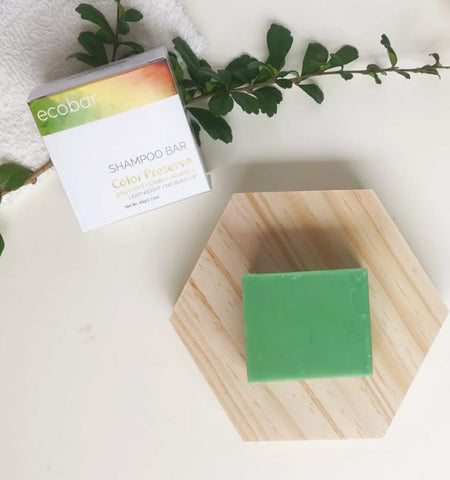 Color Preserve Shampoo Bar