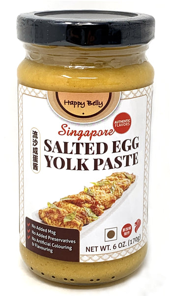 Happy Belly Salted Egg Yolk Paste