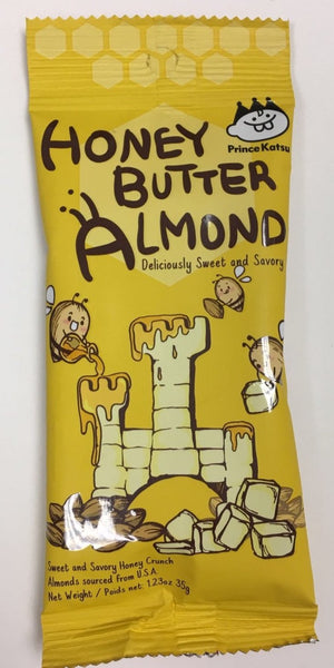 Korean Honey Butter Almond 35g