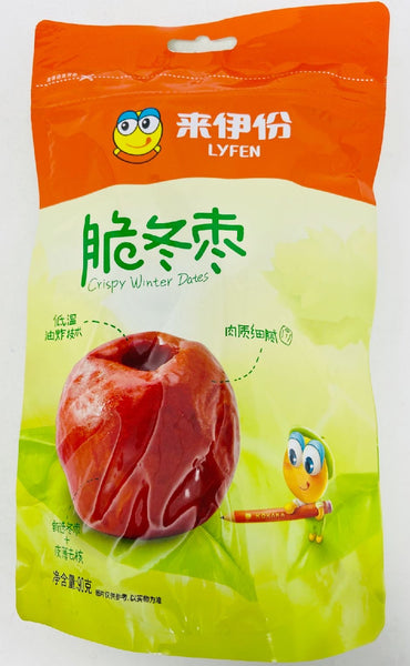 LYFEN Crispy Winter Dates 90g