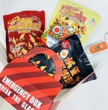 STAR CHEW Salted Egg Snack Emergency Box (w/free gift)