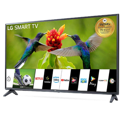 LG 108 cm - 43 Inches - Full HD Smart LED TV 43LM5600PTC-Dark Iron Gray
