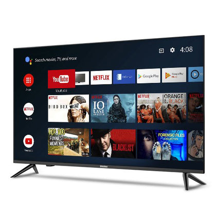 Haier 58 Inches 4K HDR Android Smart TV(LE58K6600HQGA)