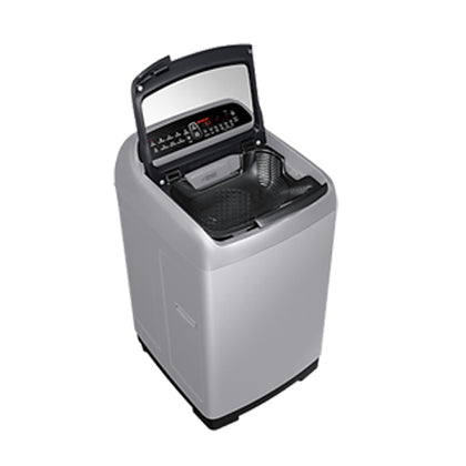 Samsung 8kg Fully Automatic Top Loading Washing Machine - WA80T4560VS/TL , Imperial Silver