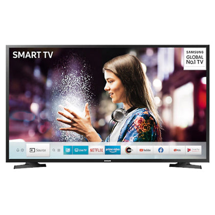 Samsung 108 cm (43 inches) Full HD Smart LED TV UA43T5500A (Black-Hair Line) (2020 Model)
