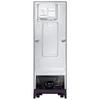 Samsung 253 L 2 Star Inverter Frost-Free Double Door Refrigerator (RT28T31429R/HL, Paradise Purple)