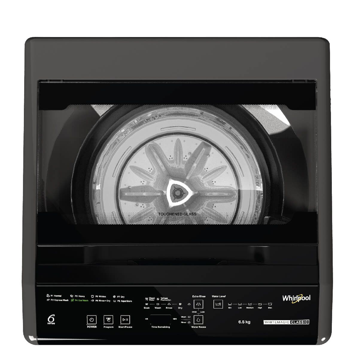 WHIRLPOOL WASHING MACHINE - WM CLASSIC 6.5 GENX GREY 10YMW