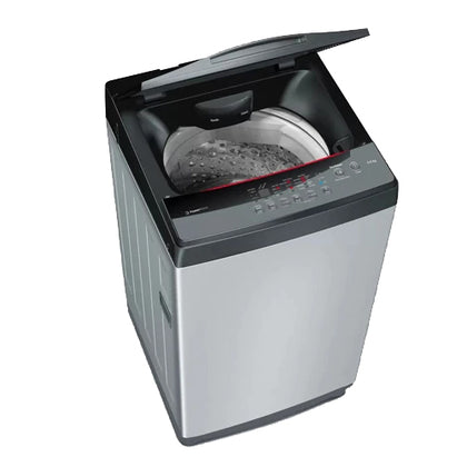 Bosch 7.0 Kg 680 Rpm Fully Automatic Top Loading Washing Machine Grey - WOE704S1IN