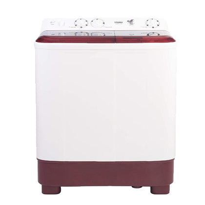 Haier 6.5kg 1350Rpm Semi Automatic Top Loading Washing Machine HTW65-1187BO