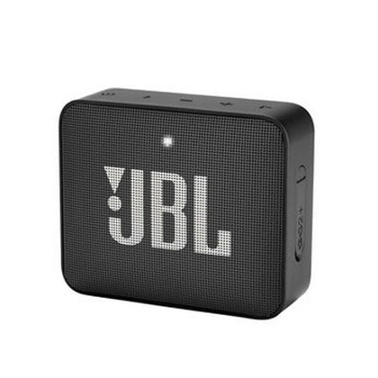 JBL Go 2 Plus Portable Bluetooth Speaker (Black)