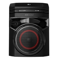 LG X-Boom ON2D Home Audio System-Black