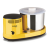 Vidiem Mango-St 2 Litre Table Top Wet Grinder Black & Yellow