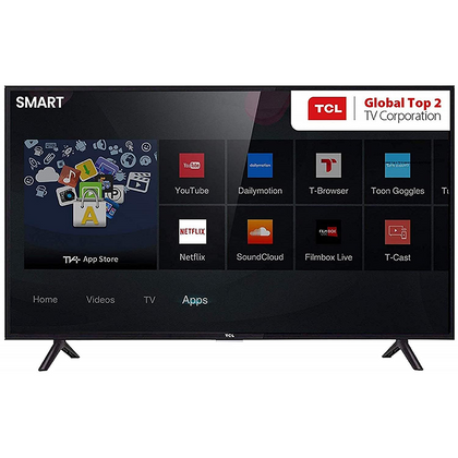 TCL 81.3 cm (32 inches) S6500 Series 32S6500S HD Ready LED Smart TV (Black)