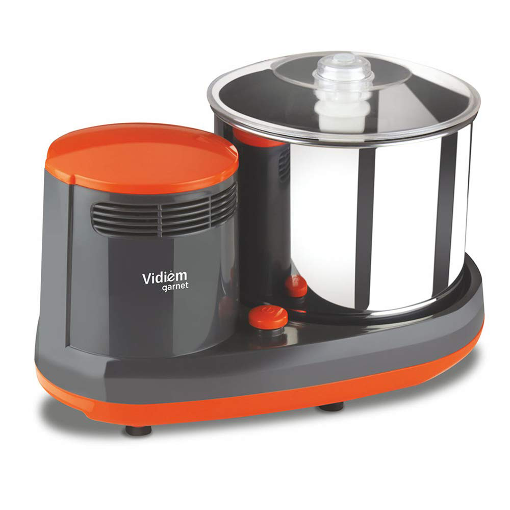Vidiem Garnet Plus 2 Litre Table Top Wet Grinder