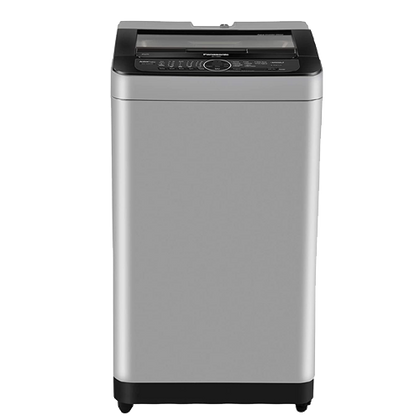 Panasonic Fully Automatic Top Loading Washing Machine - NA-F70BH9MRB , Middle Free silver