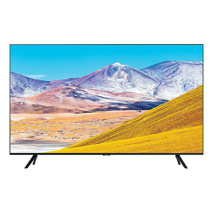 Samsung 138 cm (55 inches) 4K Ultra HD Smart LED TV UA55TU8000KXXL