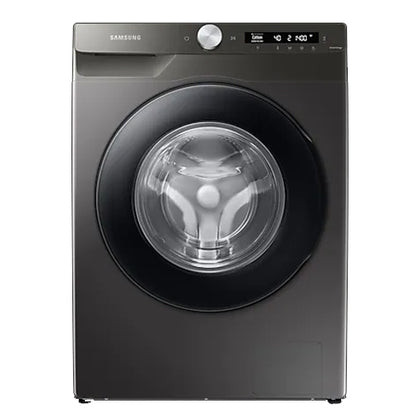 Samsung 8kg Fully Automatic Front Loading Washing Machine -  WW80T504DAN/TL , Inox