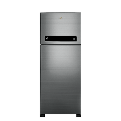 Whirlpool 245L Neo Fresh Frost Free Double Door 6th Sense DeepFreeze Technology Refrigerator( 21206 , 2 Star , NEO DF258 ROY , Arctic Steel )