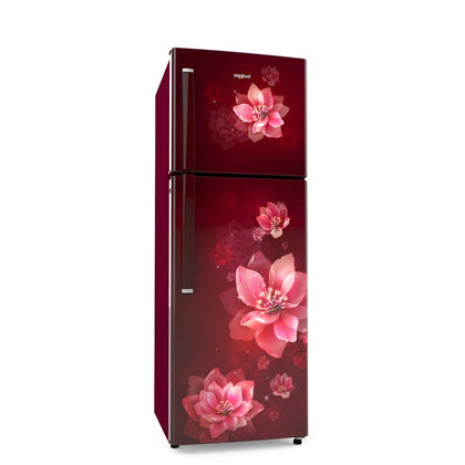 Whirlpool Neo Fresh 265L Frost Free Double Door Refrigerator( 21232 , 6th Sense DeepFreeze Technology, Wine Mulia, 2 Star, 10 Years Warranty)