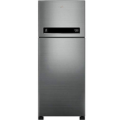 Whirlpool 265L Neo Fresh Frost Free Double Door 6th Sense DeepFreeze Technology Refrigerator ( 21233 , NEO DF278 PRM , 2 Star , Arctic Steel )